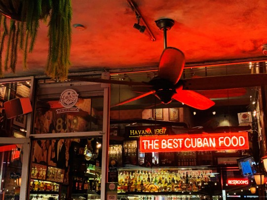 Miami beach - Cuban restaurant - by Mylilplace